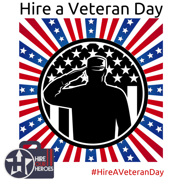 July 25th - National Hire a Veteran Day