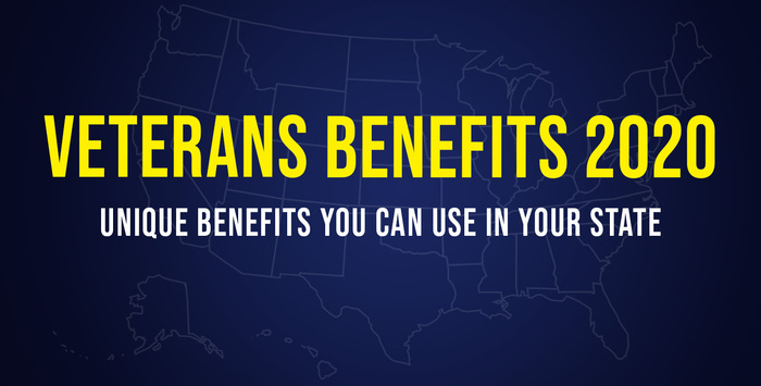 2020 Veteran Benefits by State